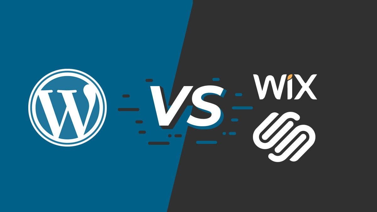 Why WordPress is better than Wix and SquareSpace
